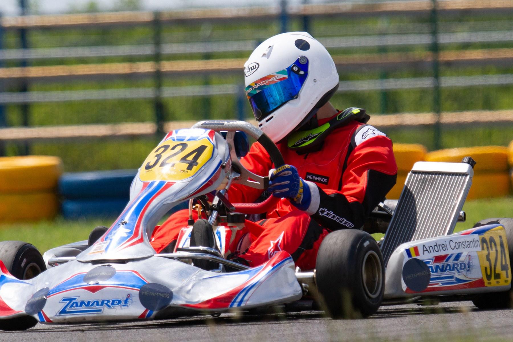 KartingMasters - Etapa 1 - Bucuresti - 2020