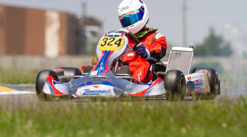Andrei Constantin - Etapa 1 KartingMasters Bucuresti 2020